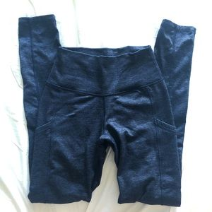 Aerie workout leggings with pockets